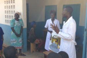 STOP ALLA MALARIA! (Repubblica Centrafricana)