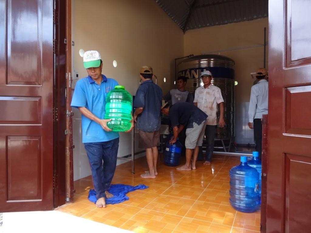potabilizzatore acqua vietnam